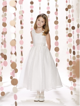 Discount 2014 Joan Calabrese Flower Girl Dresses Style PERJ039