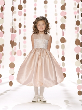 Discount 2014 Joan Calabrese Flower Girl Dresses Style PERJ045