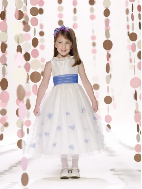 Discount 2014 Joan Calabrese Flower Girl Dresses Style PERJ046