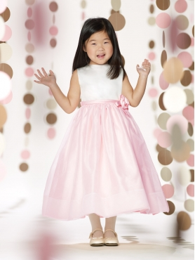Discount 2014 Joan Calabrese Flower Girl Dresses Style PERJ047