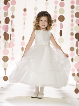 Discount 2014 Joan Calabrese Flower Girl Dresses Style PERJ049