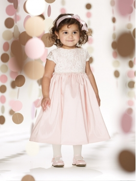 Discount 2014 Joan Calabrese Flower Girl Dresses Style PERJ051