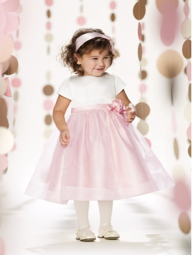 Discount 2014 Joan Calabrese Flower Girl Dresses Style PERJ052