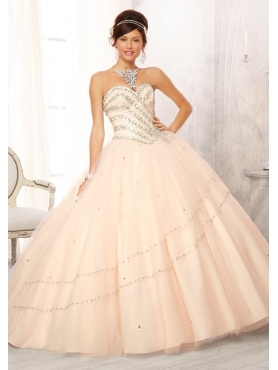 Discount 2014 Morilee Quinceanera Dresses Style MLER002