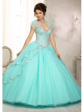 Discount 2014 Morilee Quinceanera Dresses Style MLER010