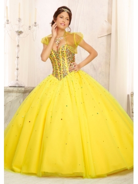 Discount 2014 Morilee Quinceanera Dresses Style MLER012