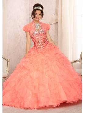 Discount 2014 Morilee Quinceanera Dresses Style MLER015