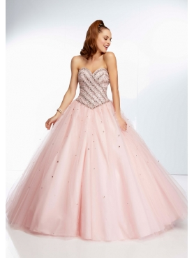Discount 2014 Morilee Quinceanera Dresses Style MLER017