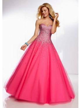 Discount 2014 Morilee Quinceanera Dresses Style MLER019