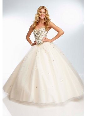 Discount 2014 Morilee Quinceanera Dresses Style MLER022