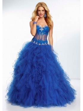 Discount 2014 Morilee Quinceanera Dresses Style MLER023