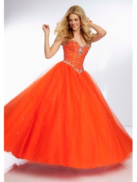 Discount 2014 Morilee Quinceanera Dresses Style MLER024