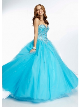 Discount 2014 Morilee Quinceanera Dresses Style MLER025