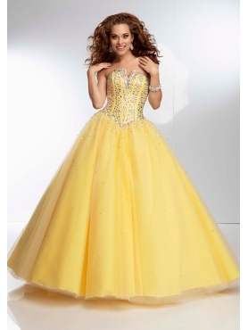 Discount 2014 Morilee Quinceanera Dresses Style MLER026