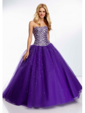 Discount 2014 Morilee Quinceanera Dresses Style MLER028
