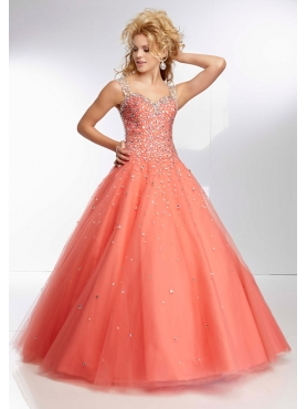 Discount 2014 Morilee Quinceanera Dresses Style MLER032