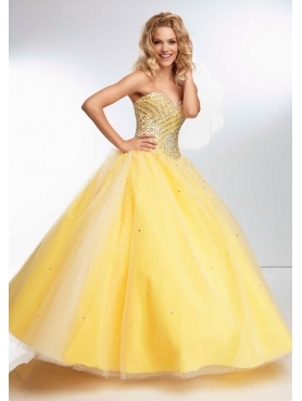 Discount 2014 Morilee Quinceanera Dresses Style MLER034