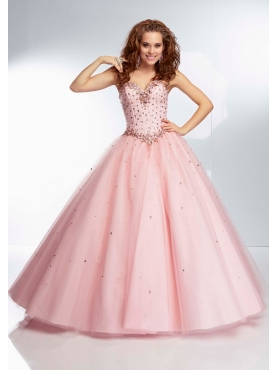Discount 2014 Morilee Quinceanera Dresses Style MLER035