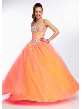 Discount 2014 Morilee Quinceanera Dresses Style MLER036
