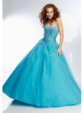 Discount 2014 Morilee Quinceanera Dresses Style MLER037