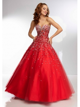 Discount 2014 Morilee Quinceanera Dresses Style MLER039