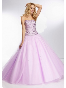 Discount 2014 Morilee Quinceanera Dresses Style MLER041