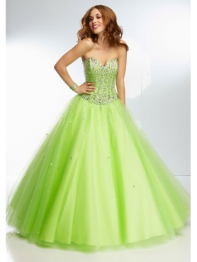 Discount 2014 Morilee Quinceanera Dresses Style MLER042