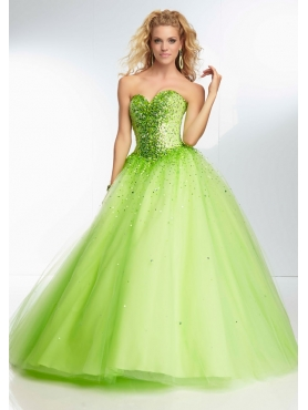 Discount 2014 Morilee Quinceanera Dresses Style MLER046
