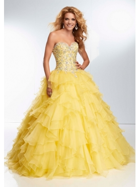 Discount 2014 Morilee Quinceanera Dresses Style MLER047