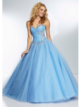 Discount 2014 Morilee Quinceanera Dresses Style MLER048