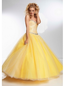 Discount 2014 Morilee Quinceanera Dresses Style MLER049