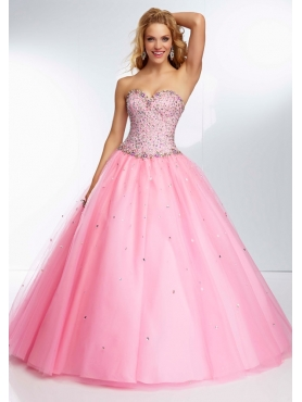 Discount 2014 Morilee Quinceanera Dresses Style MLER050