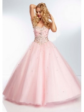 Discount 2014 Morilee Quinceanera Dresses Style MLER051