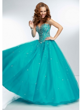 Discount 2014 Morilee Quinceanera Dresses Style MLER052