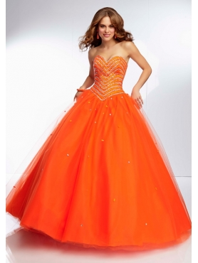 Discount 2014 Morilee Quinceanera Dresses Style MLER053