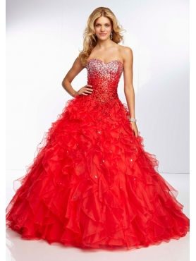 Discount 2014 Morilee Quinceanera Dresses Style MLER055