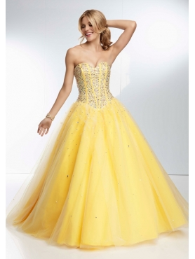 Discount 2014 Morilee Quinceanera Dresses Style MLER057