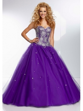 Discount 2014 Morilee Quinceanera Dresses Style MLER058