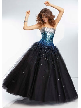 Discount 2014 Morilee Quinceanera Dresses Style MLER059