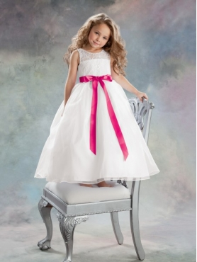 Discount 2014 Jordan Flower Girl Dress Style JNAD001