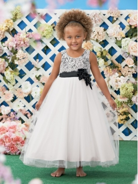 Discount 2014 Jordan Flower Girl Dress Style JNAD002