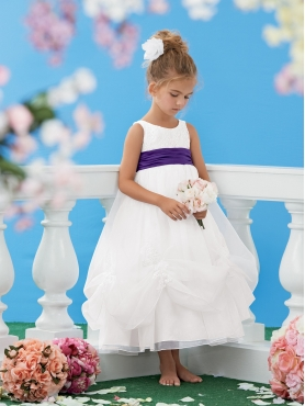 Discount 2014 Jordan Flower Girl Dress Style JNAD004