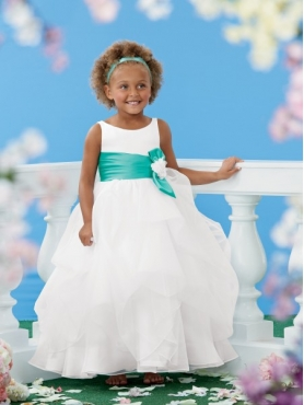 Discount 2014 Jordan Flower Girl Dress Style JNAD005