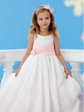 Discount 2014 Jordan Flower Girl Dress Style JNAD006