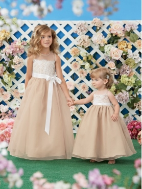Discount 2014 Jordan Flower Girl Dress Style JNAD013
