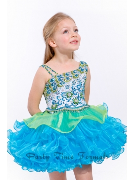 Discount 2014 Party Time Little Girl Dress Style PATE001