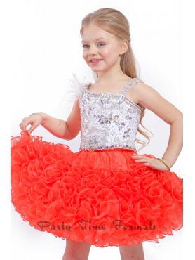 Discount 2014 Party Time Little Girl Dress Style PATE002