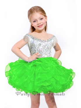 Discount 2014 Party Time Little Girl Dress Style PATE004