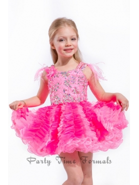 Discount 2014 Party Time Little Girl Dress Style PATE005