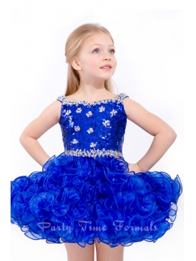 Discount 2014 Party Time Little Girl Dress Style PATE006